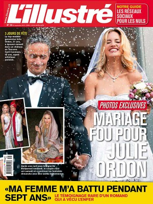 Lillustre_illustre_cover_JulieOrdon_Wedding_Dress_GraceMaier